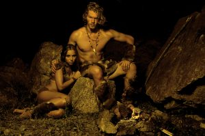 Caveman gives us a glimpse of our sexual past