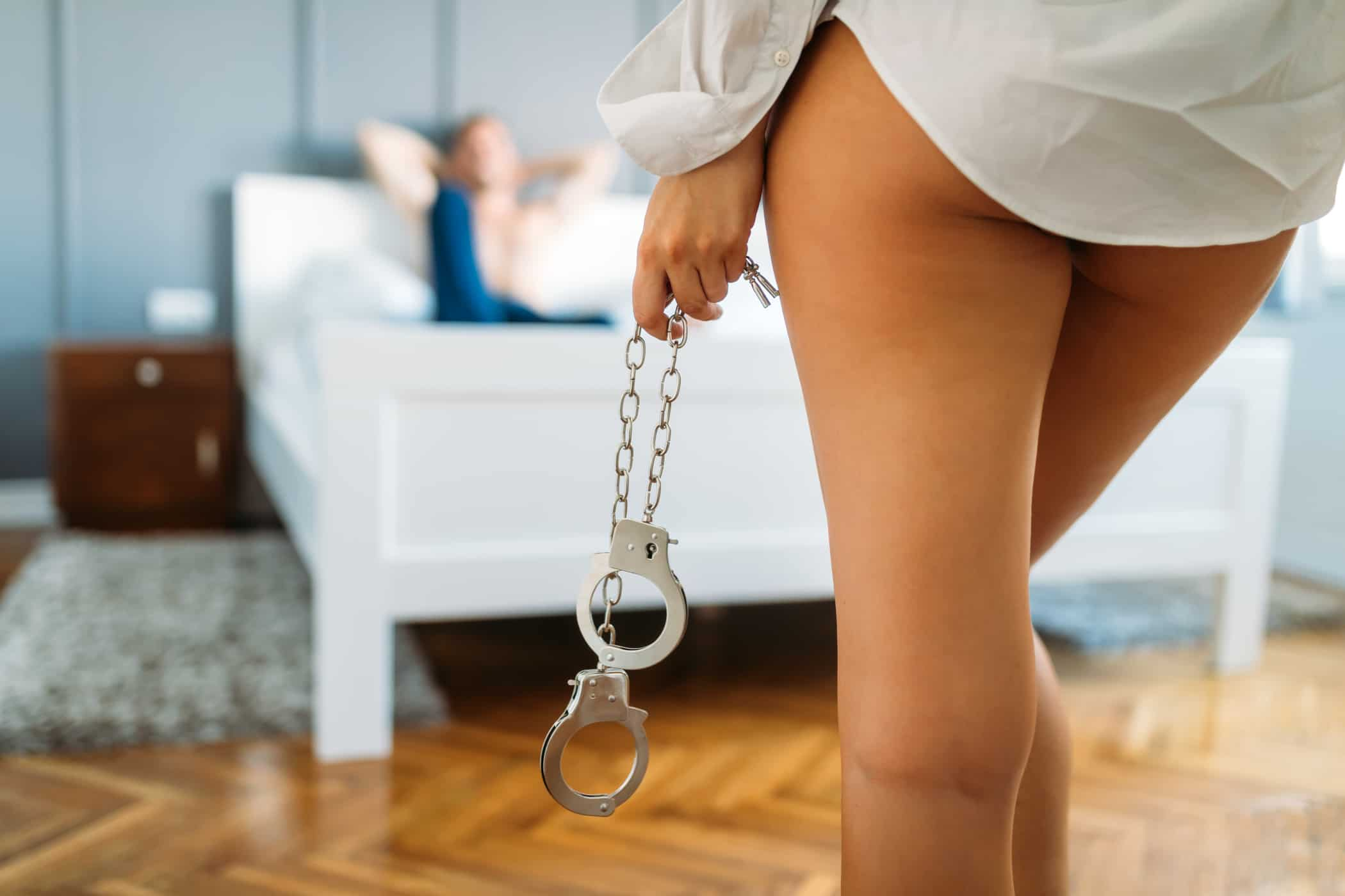 Science says being tied up can make you live longer